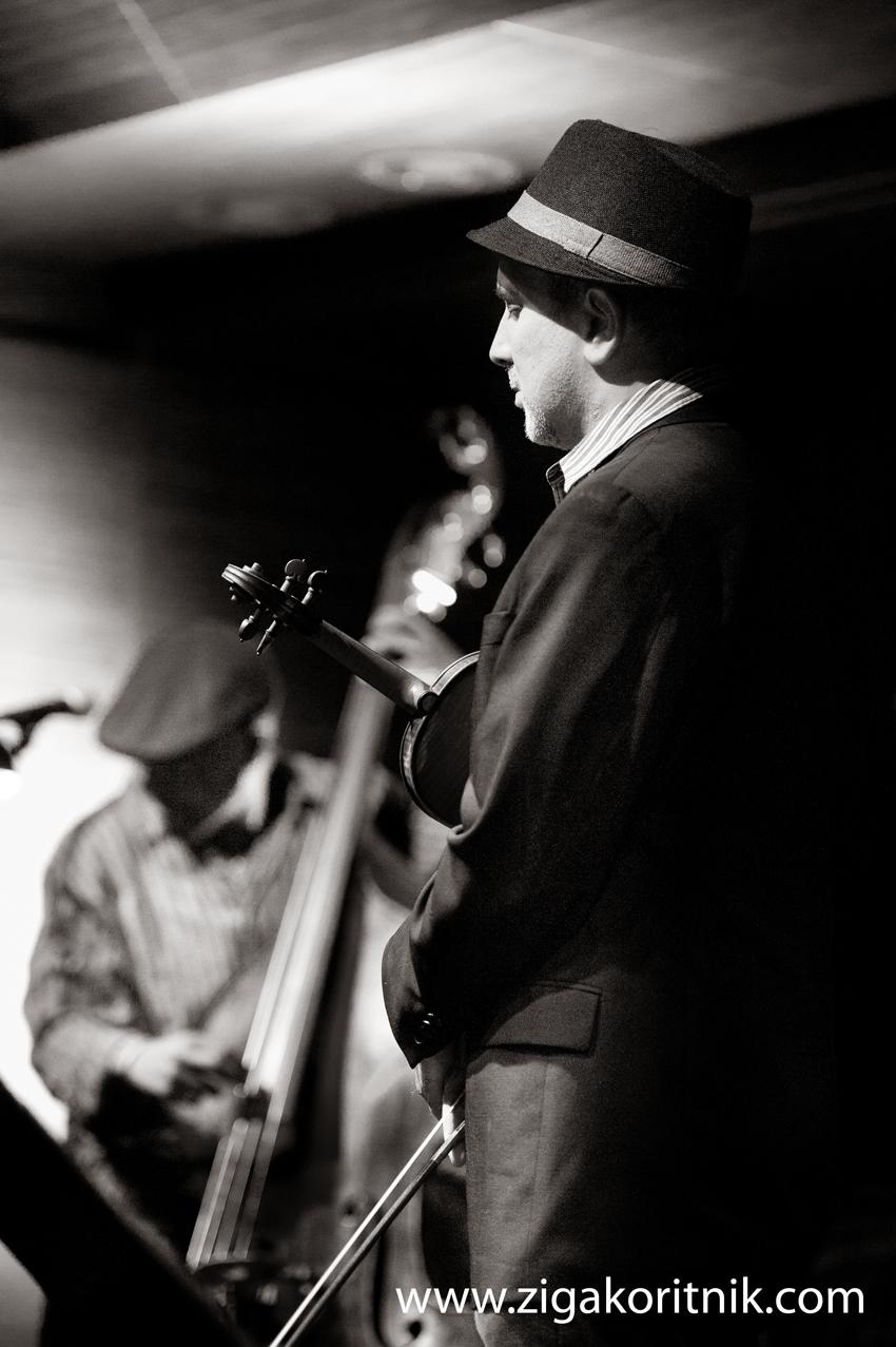 Jazz Passangers / Brad Jones, Sam Bardfeld
