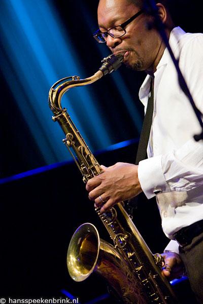 Ravi Coltrane @ The Bimhuis Amsterda