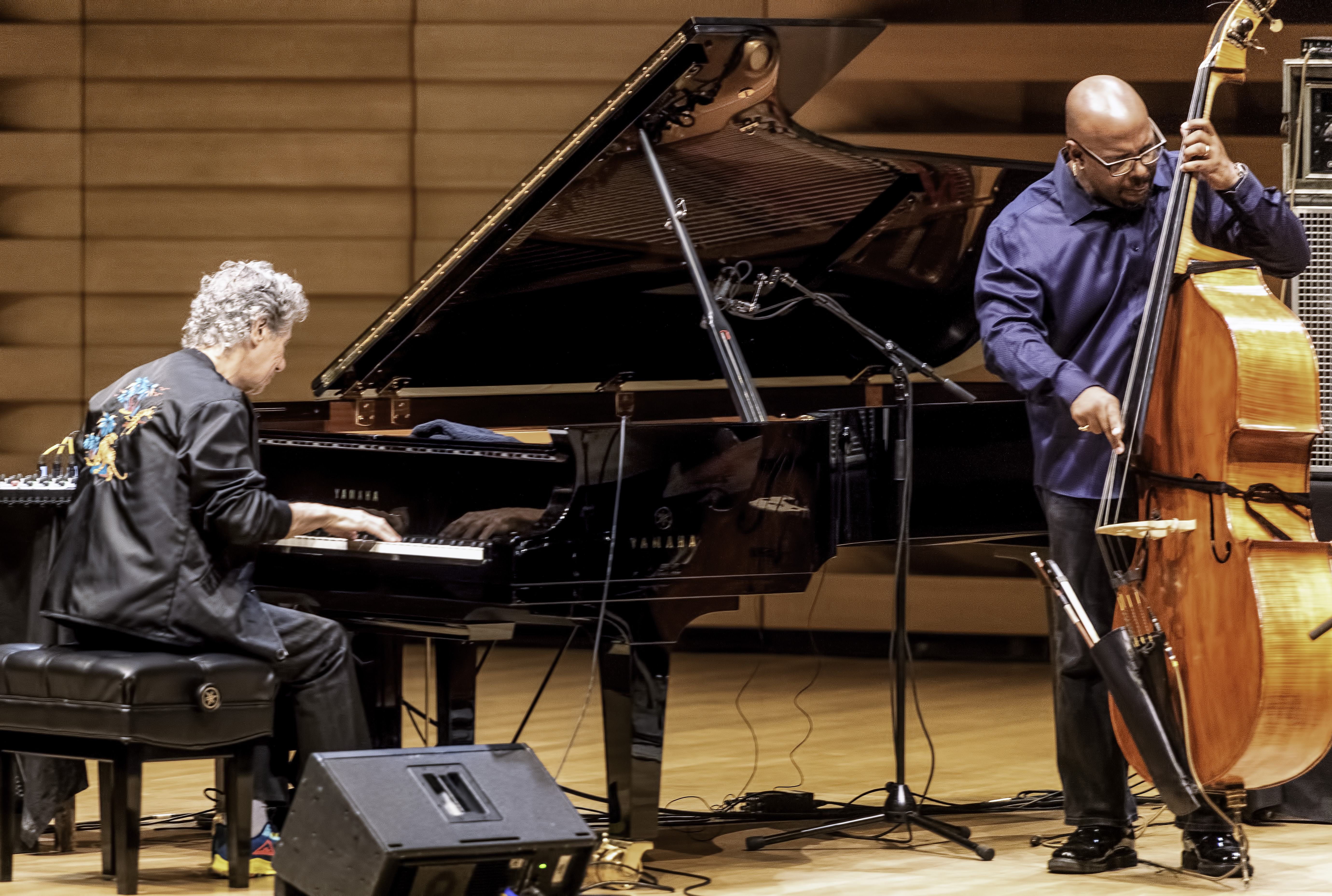 Chick Corea and Christian McBride with Trilogy a Koerner Hall In Toronto