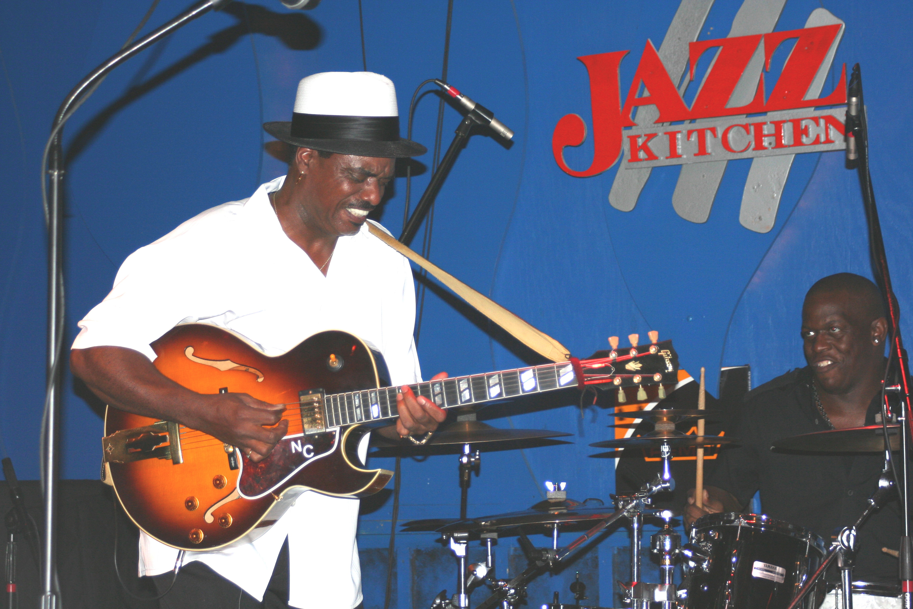 Nick Colionne @ Jazz Kitchen