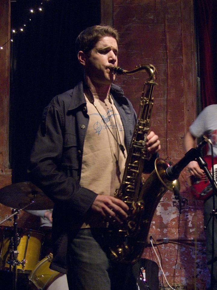 Ben Wendel with Kneebody - Tea Lounge 2007