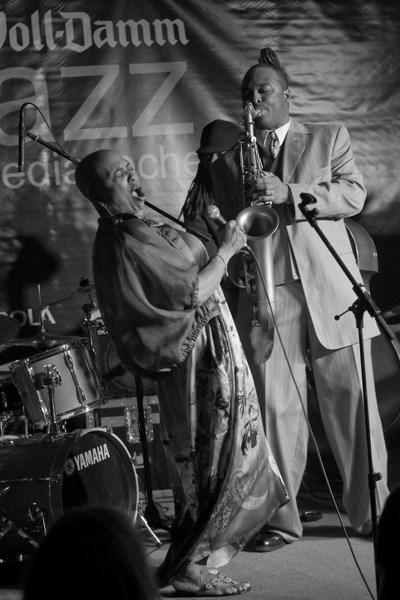 Dee Dee Bridgewater & James Carter / Jazz Vitoria 2009