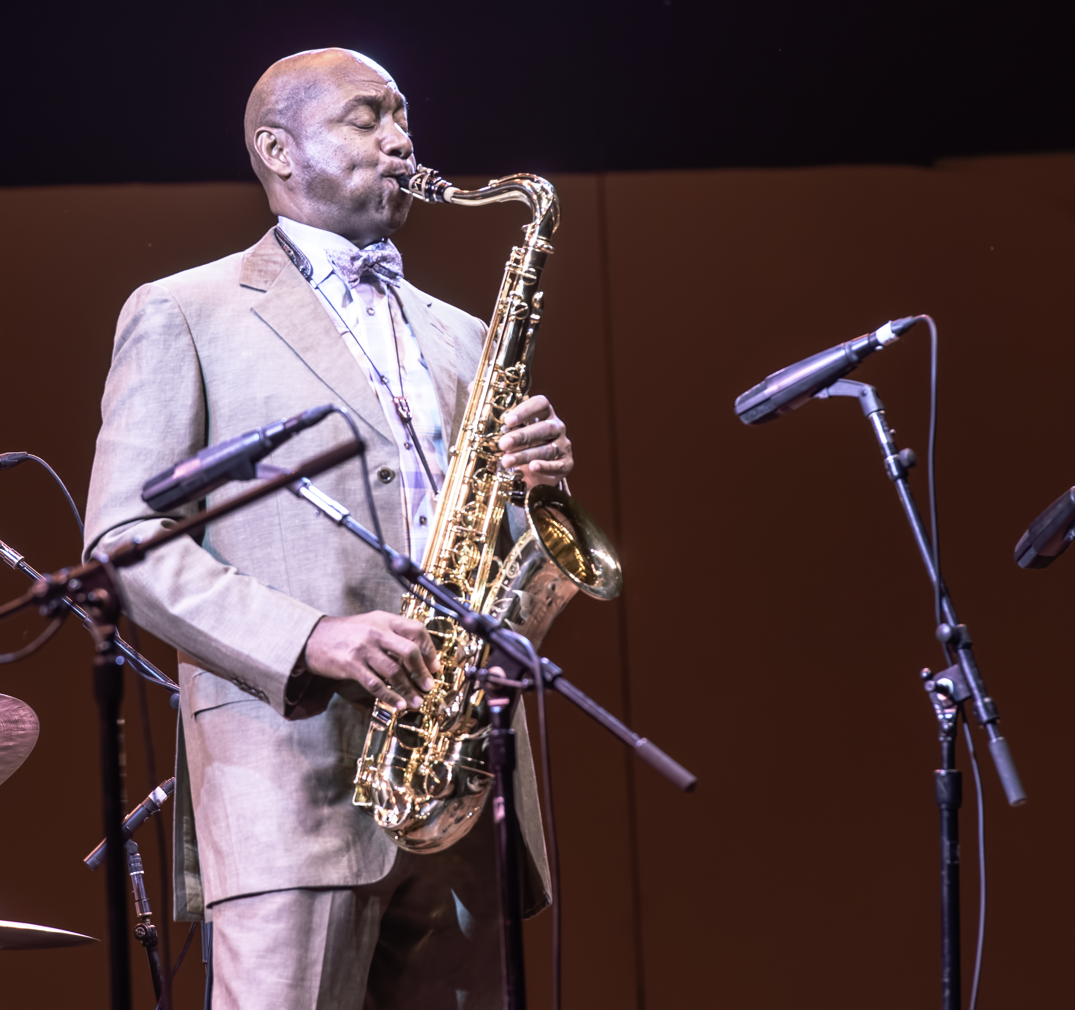 Branford Marsalis with A Tribute to Sonny Rollins at the Monterey Jazz Festival