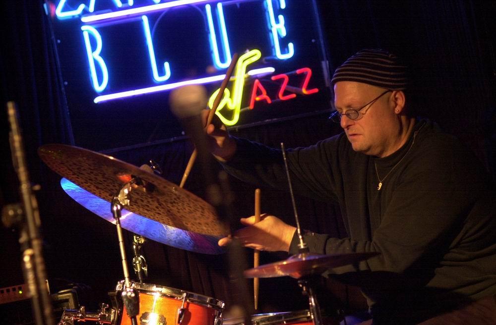 Brian Melvin @ Zanzibar Blue