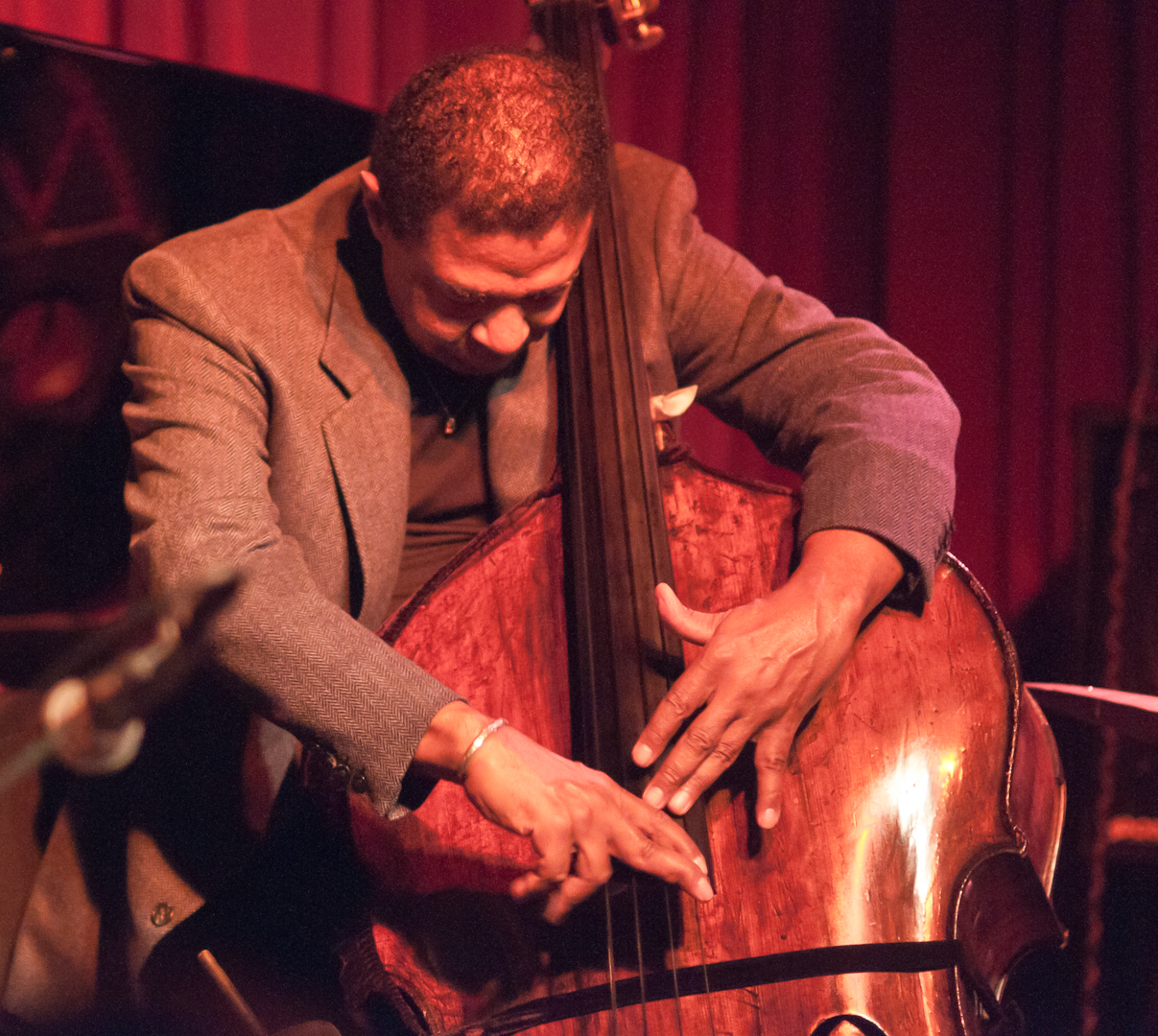 Buster Williams with Quartet at Smoke Jazz Club