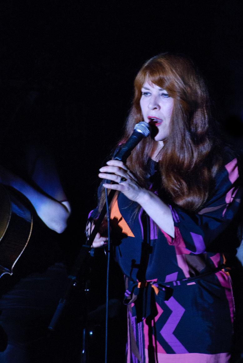 Christine Tobin at Holt Festival