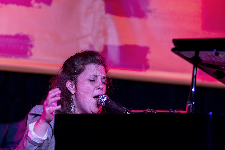 Dawn Clement at Monterey Jazz Festival 2017