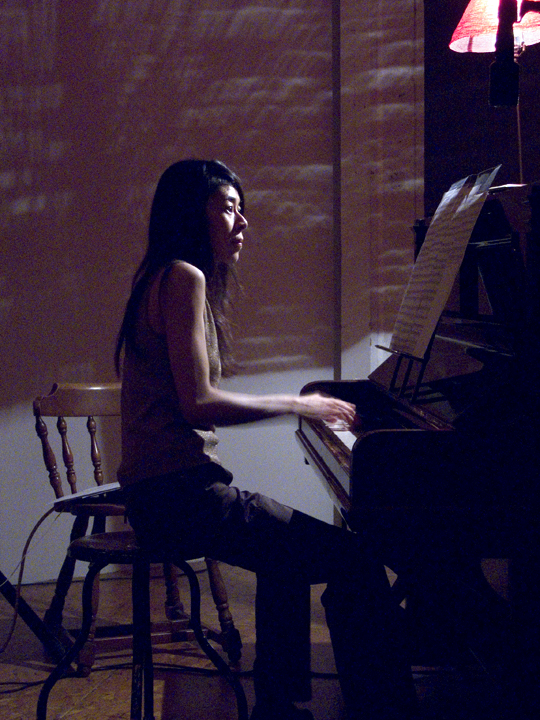 Jenny Lin - Issue Project Room (Ipr) 2007
