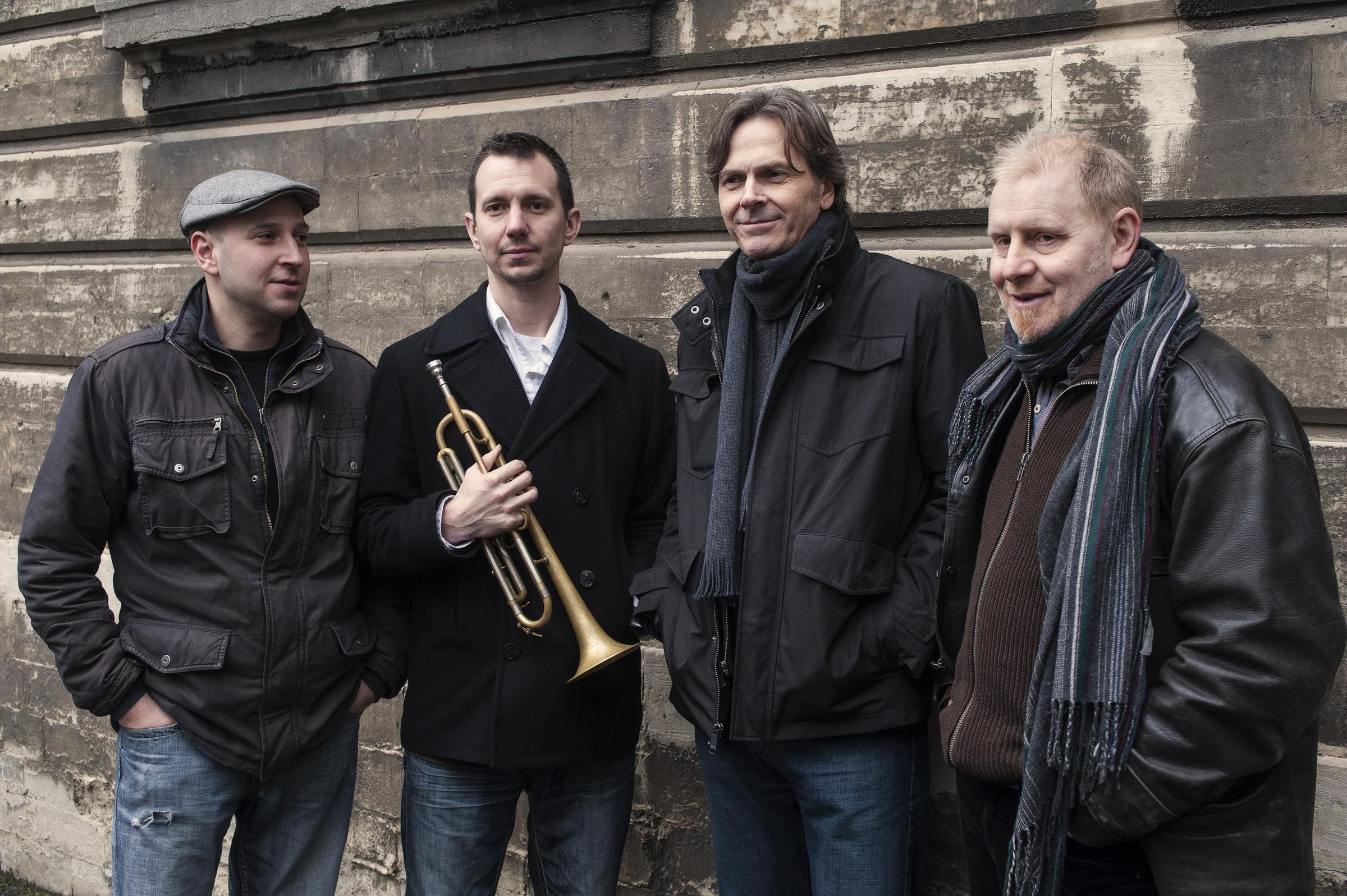 Bram Weijters / Chad McCullough Quartet