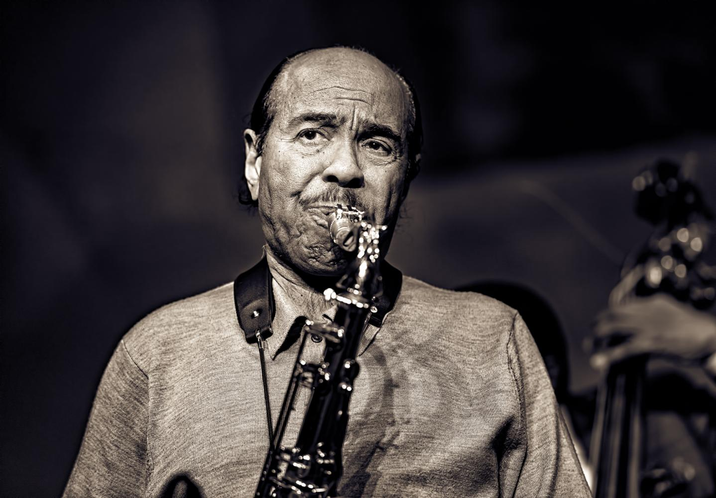 Benny Golson At The Jazz Legends For Disability Pride At The NYC Winter Jazzfest 2017