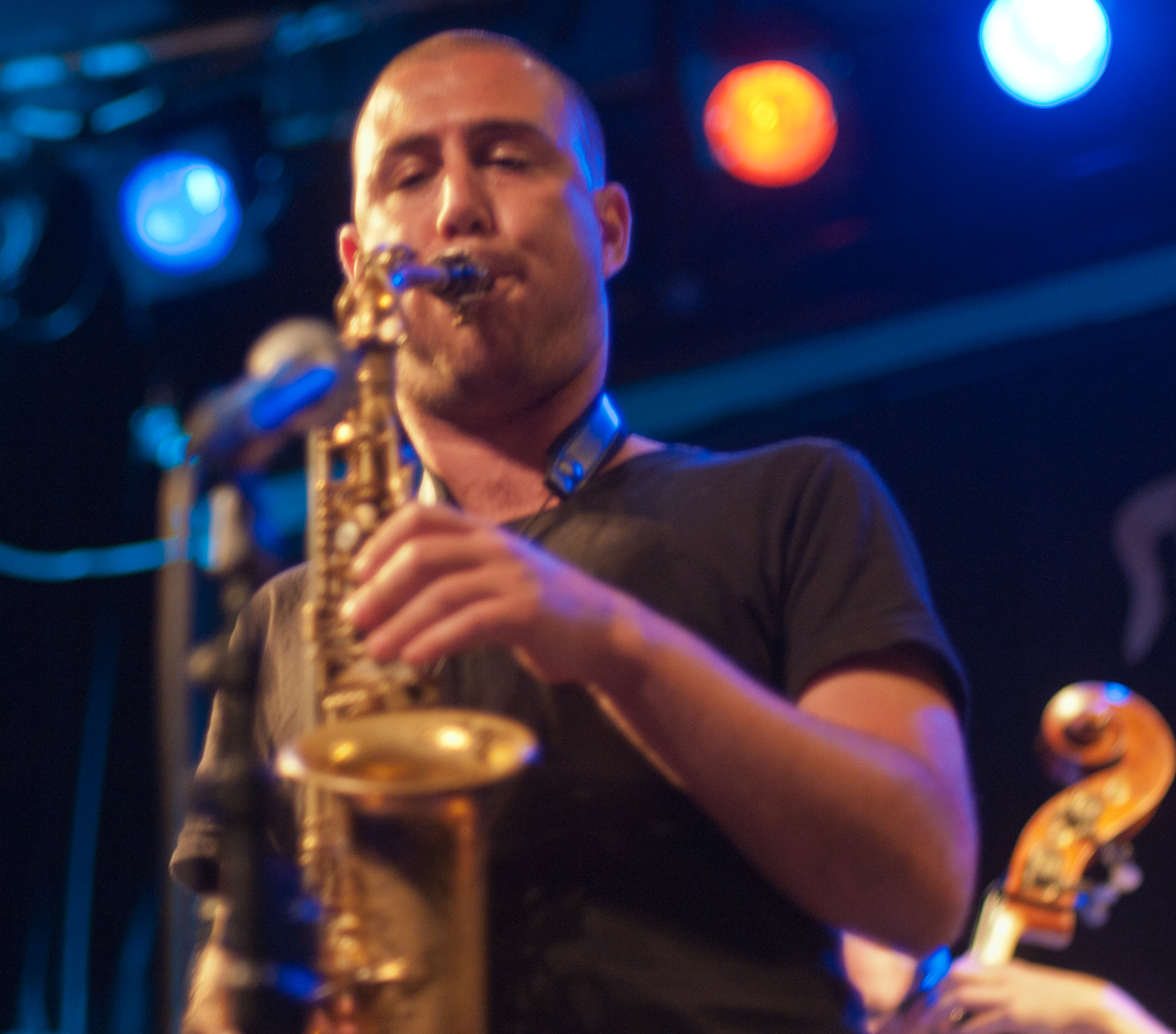 Guy Sion at the Oslo Jazz Festival Jam Sessions