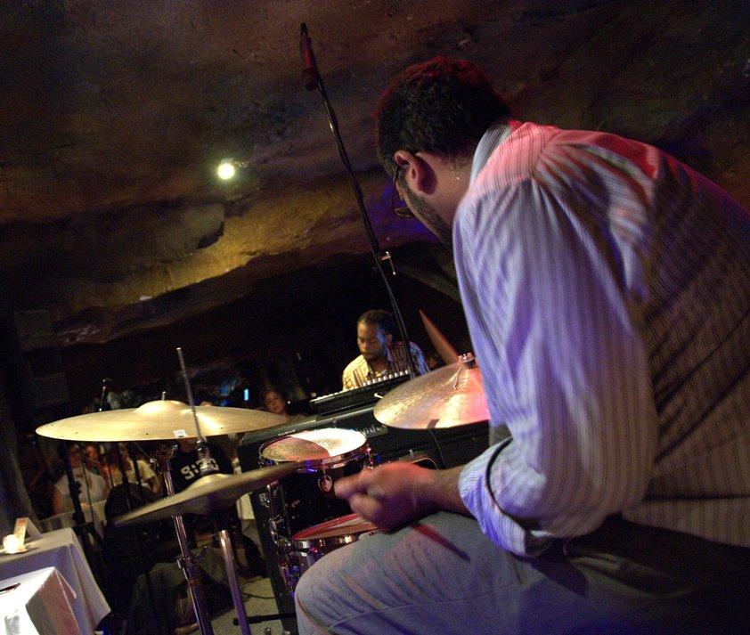 Sameer Gupta with Marc Cary Focus Trio Bohemian Caverns