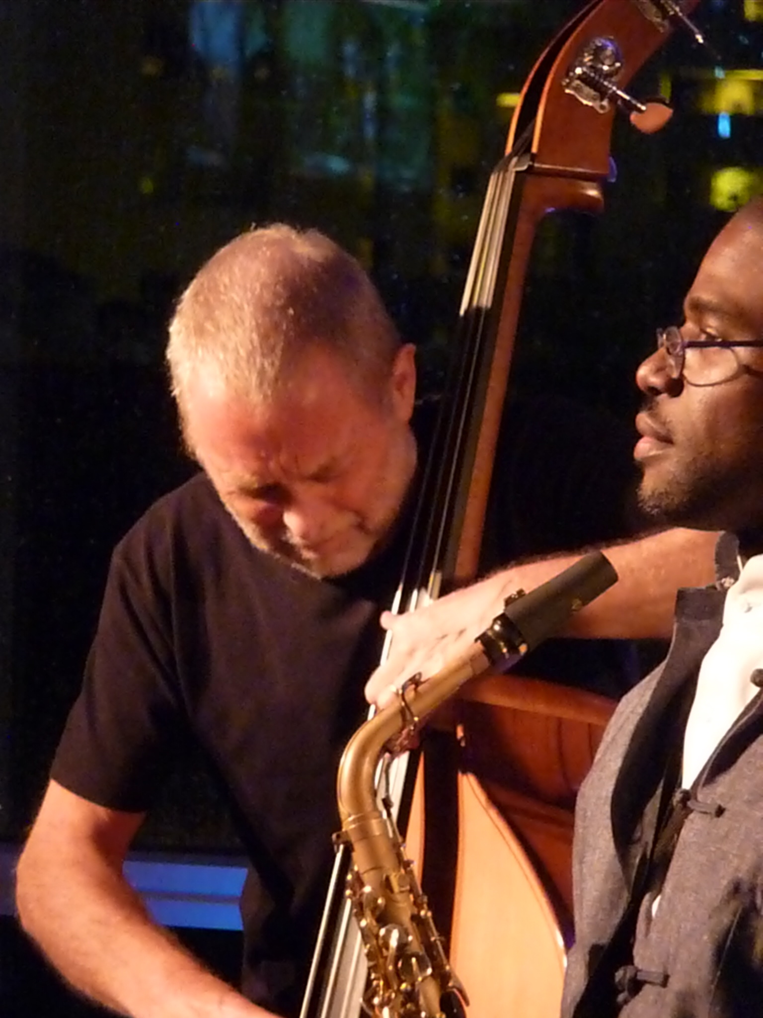Dave Holland & Antonio Hart at Detroit Jazz Festival