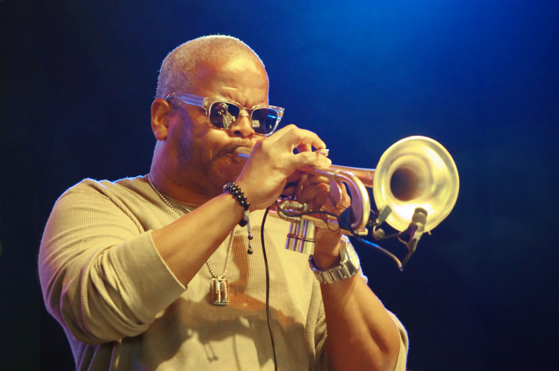 Terence Blanchard and E-Collective at Ardmore Music Hall