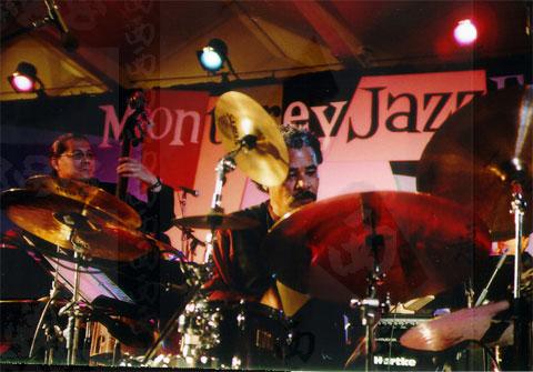 Mark Izu and Anthony Brown