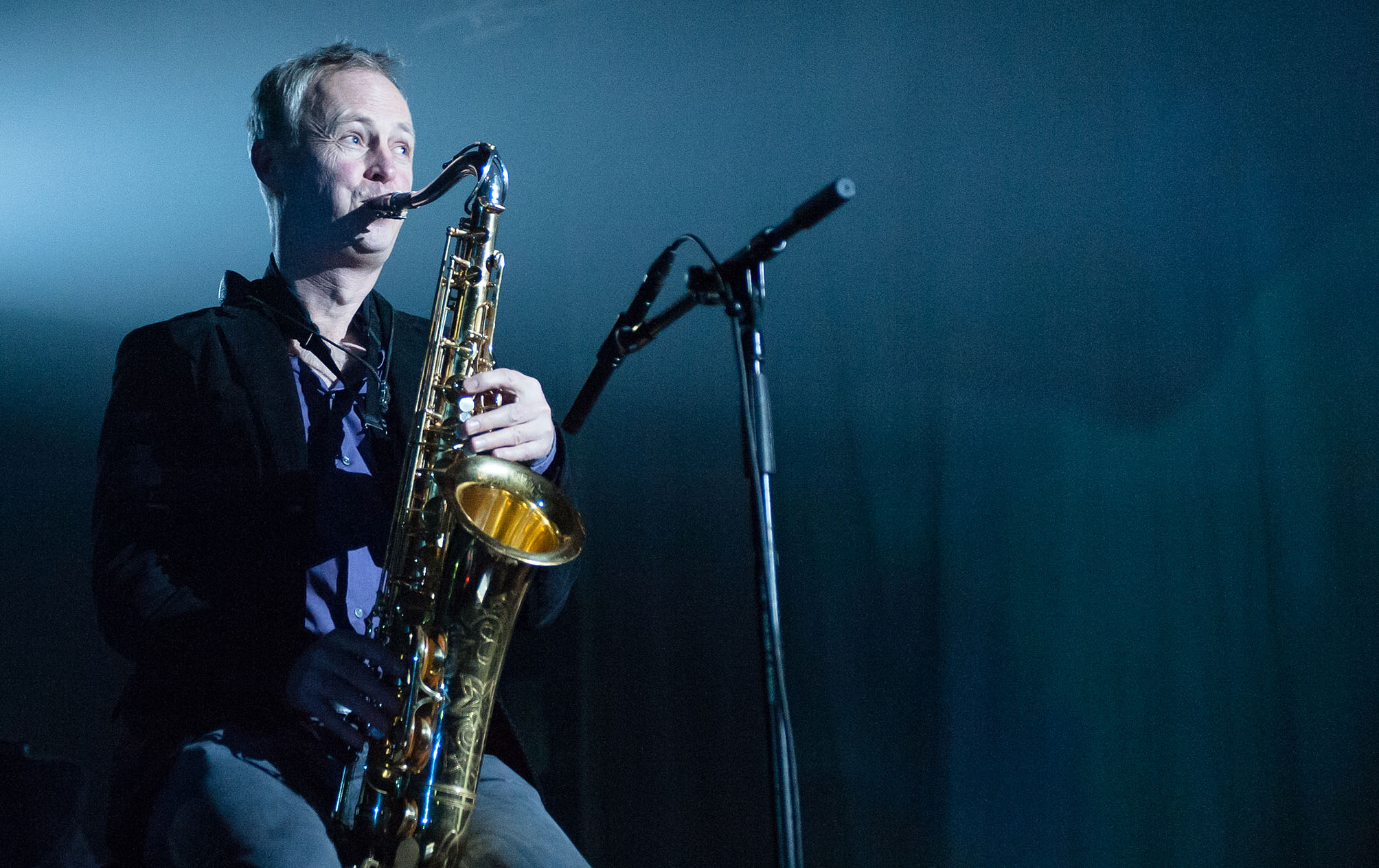 Tore Brunborg, 2013 Vossa Jazz Festival