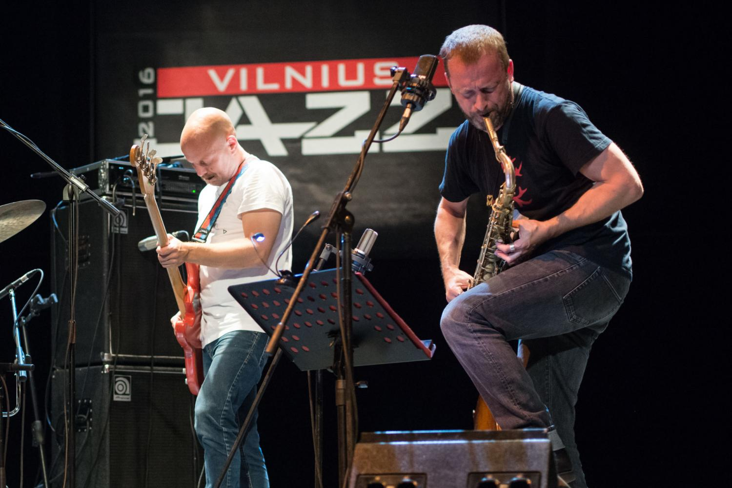 The Thing at Vilnius Jazz 2016