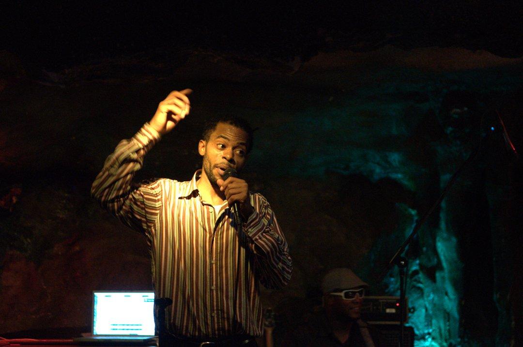 Marc Cary Focus Trio Bohemian Caverns Dc Jazz Fest