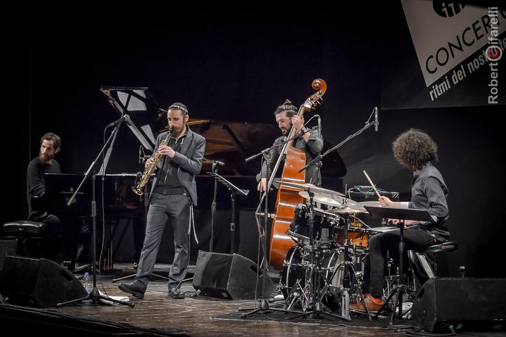 Daniel Zamir Quartet al Teatro Manzoni di Milano