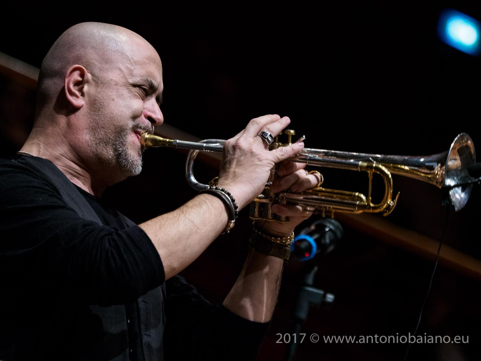 Flavio Boltro - Dizzy Gillespie Centenary - Moncalieri Jazz Festival