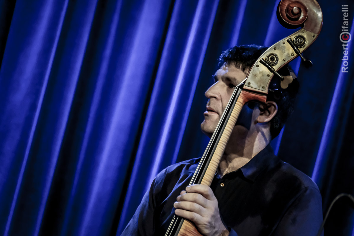 Tony Scherr, Blue Note, Milan
