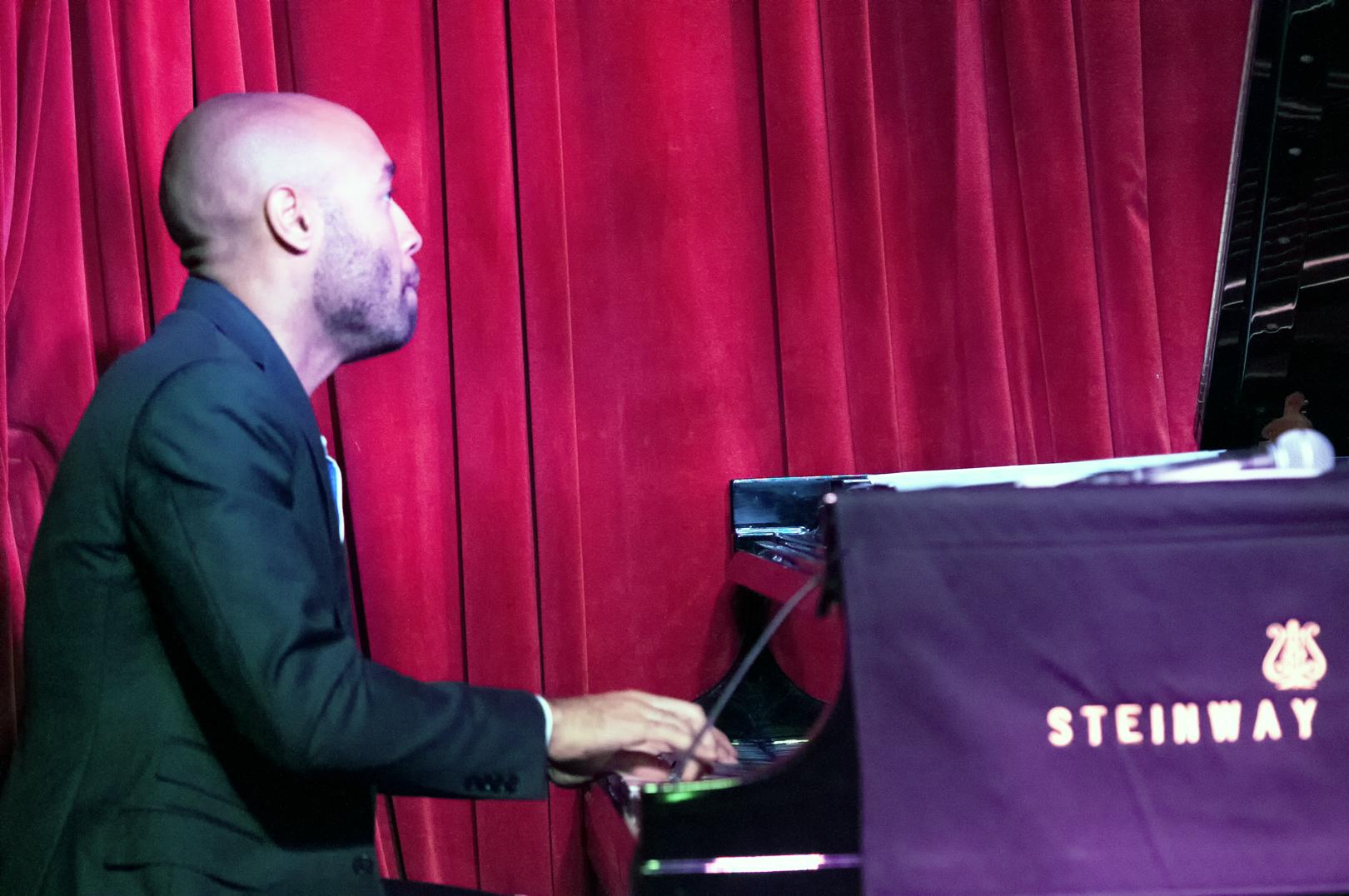Aaron Diehl with Quartet at Smoke Jazz Club