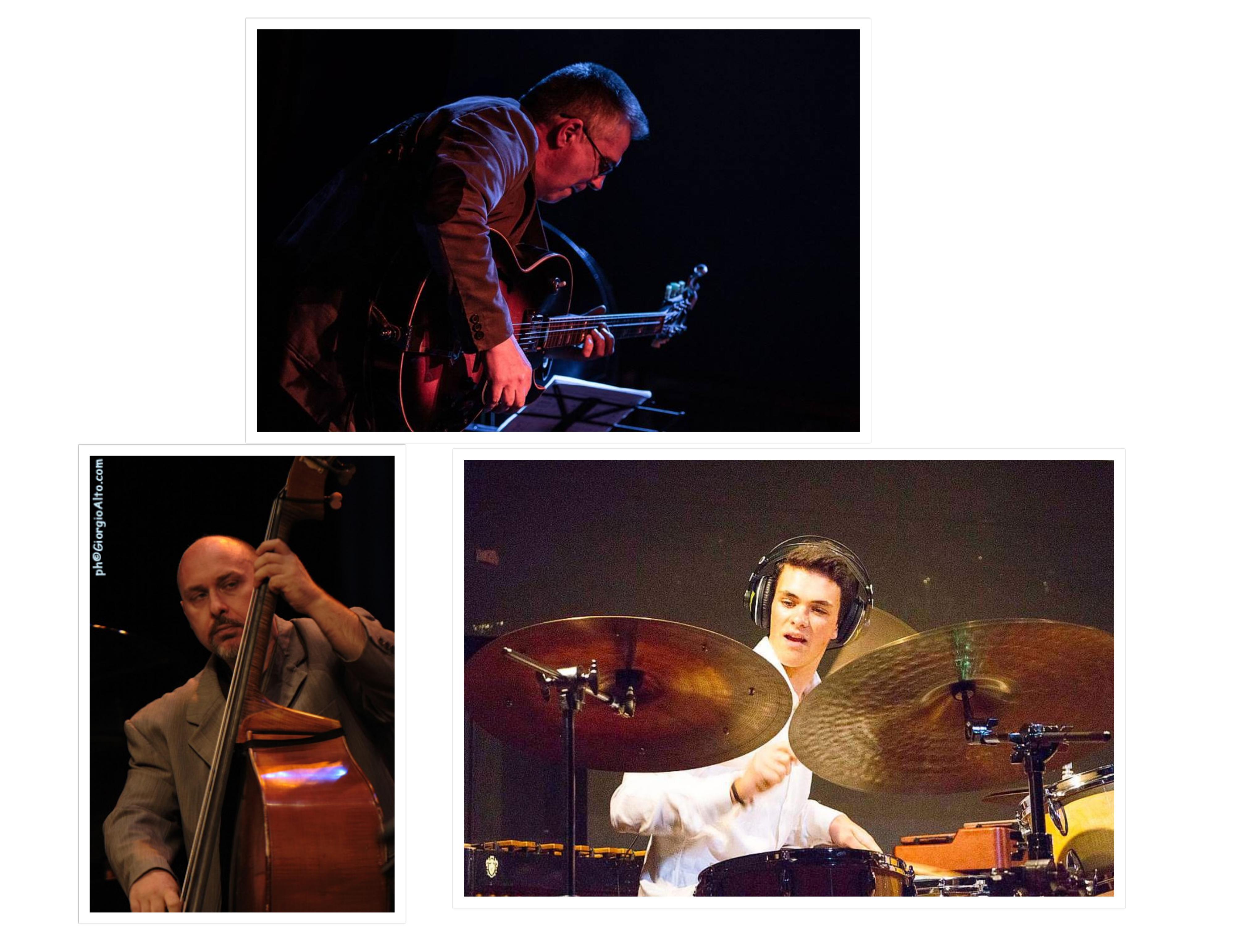 Jazz Day 2019  Anteprima Andora Jazz Festival 2019: Tessarollo Zunino Repola Jazz Trio