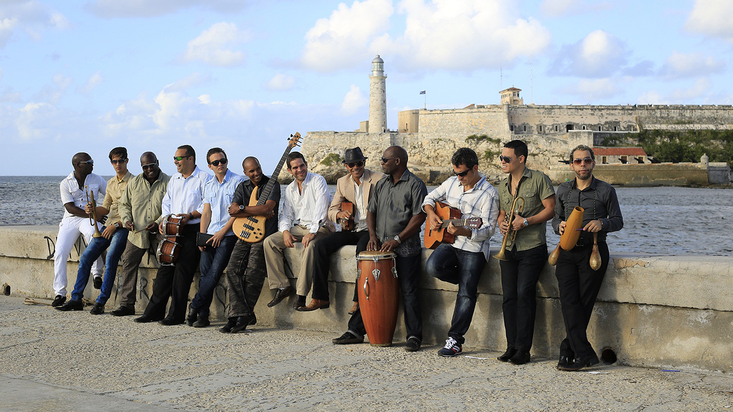 Asere! Musicians And Dancers Of The Havana Cuba All-stars
