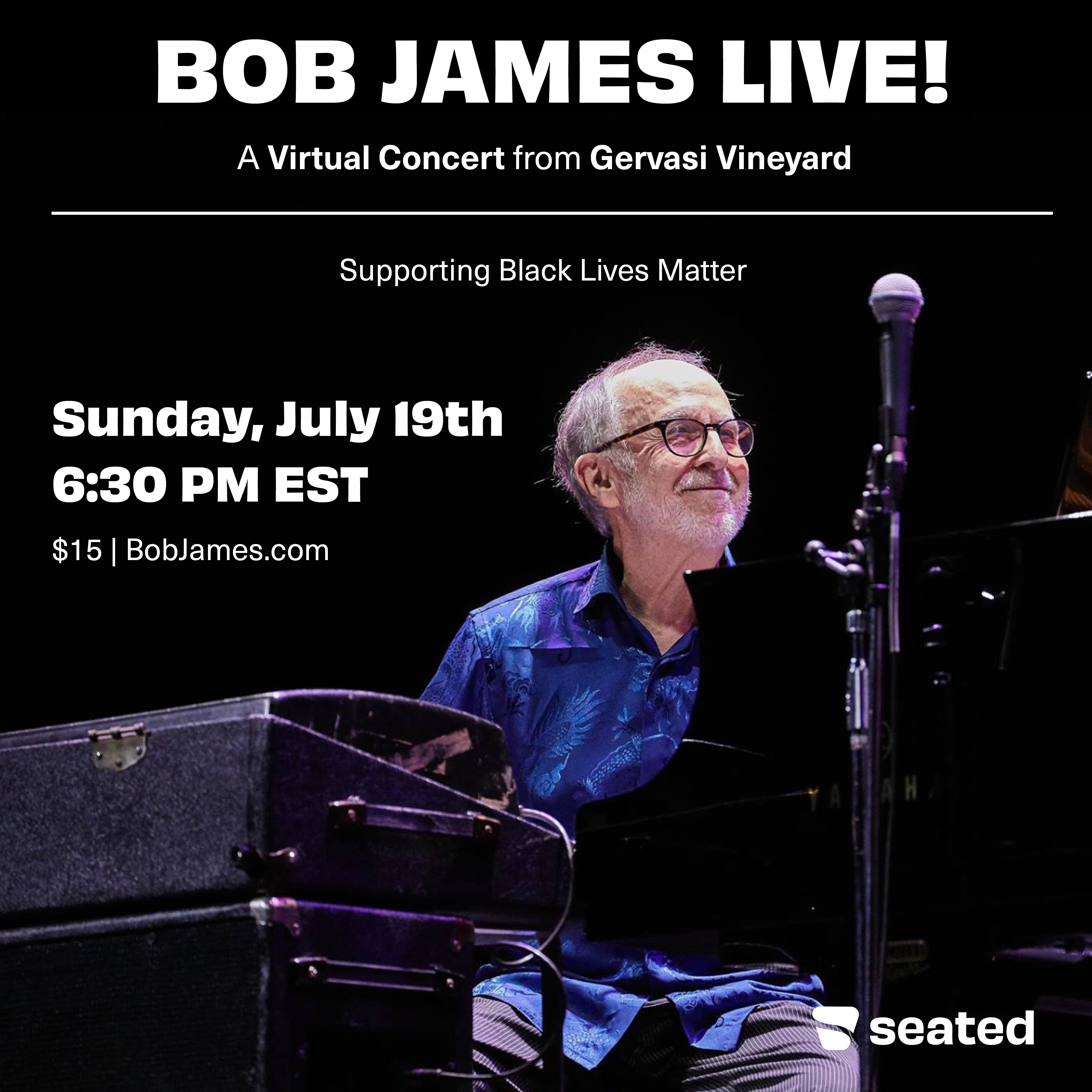 Bob James Live!