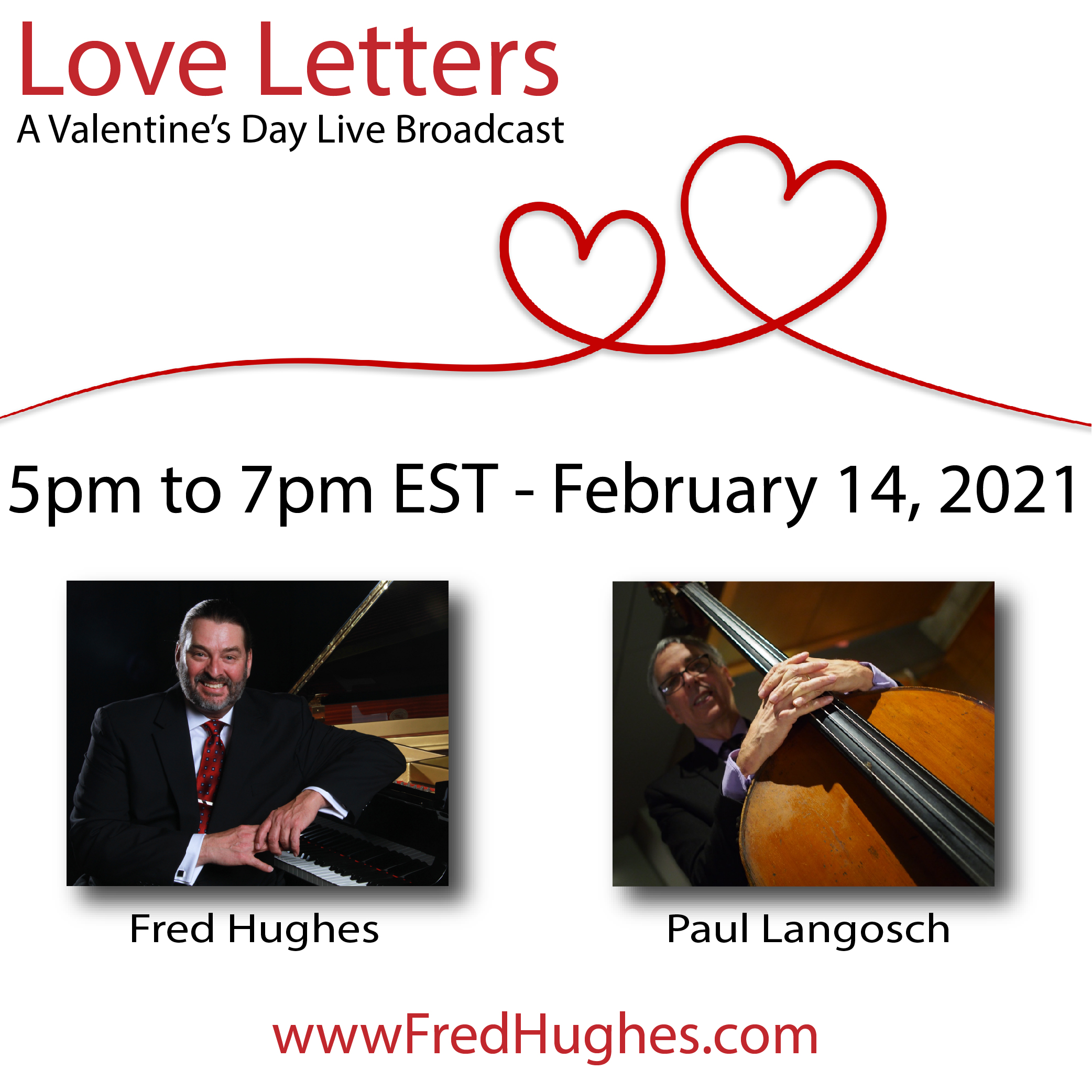 Love Letters - A Valentine's Day Live Broadcast
