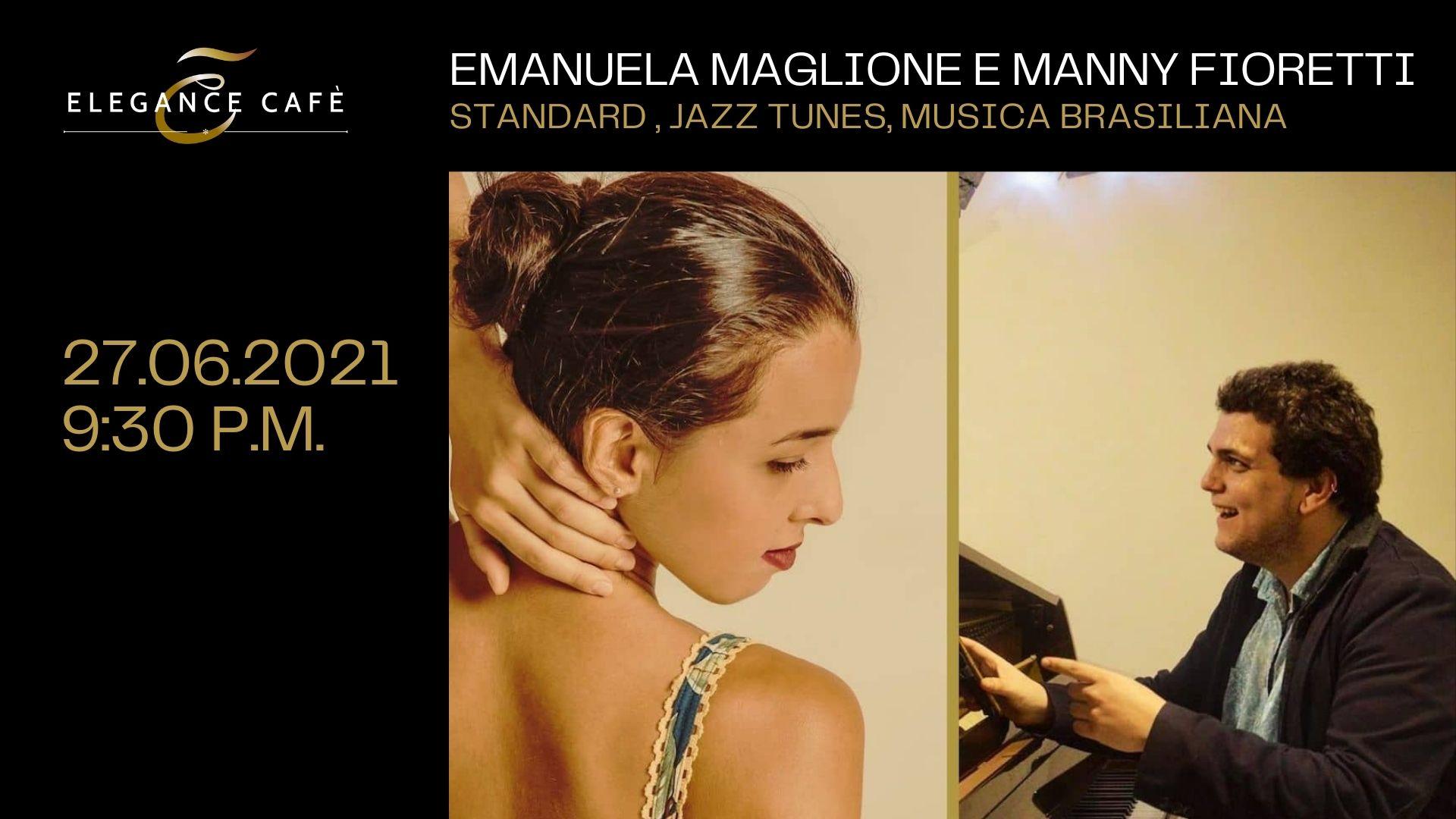 Emanuela Maglione E Manny Fioretti