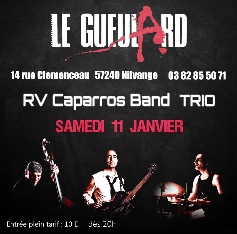 Rvc Trio « French Tour »