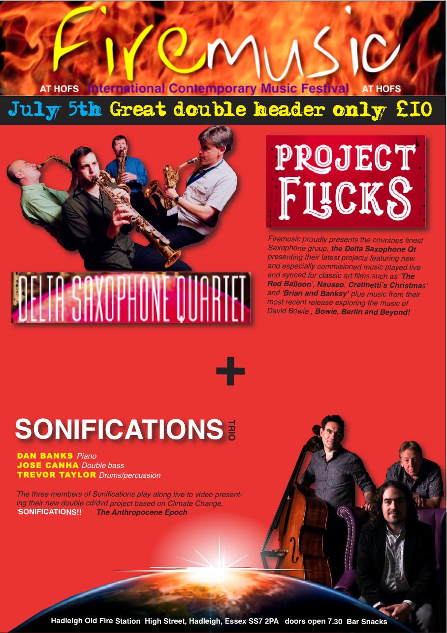 Delta Saxaphone Quartet
