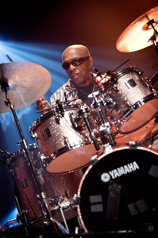 Roy Haynes at Montreux Jazz 2010