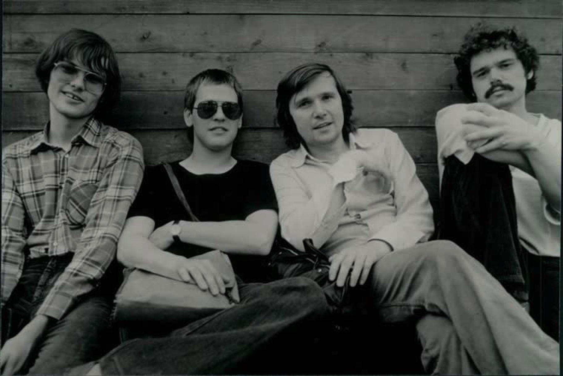 Theo jörgensmann quartet, 1978