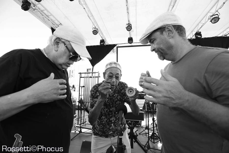 Ray Mantilla - Warren Smith - Diego Lopez