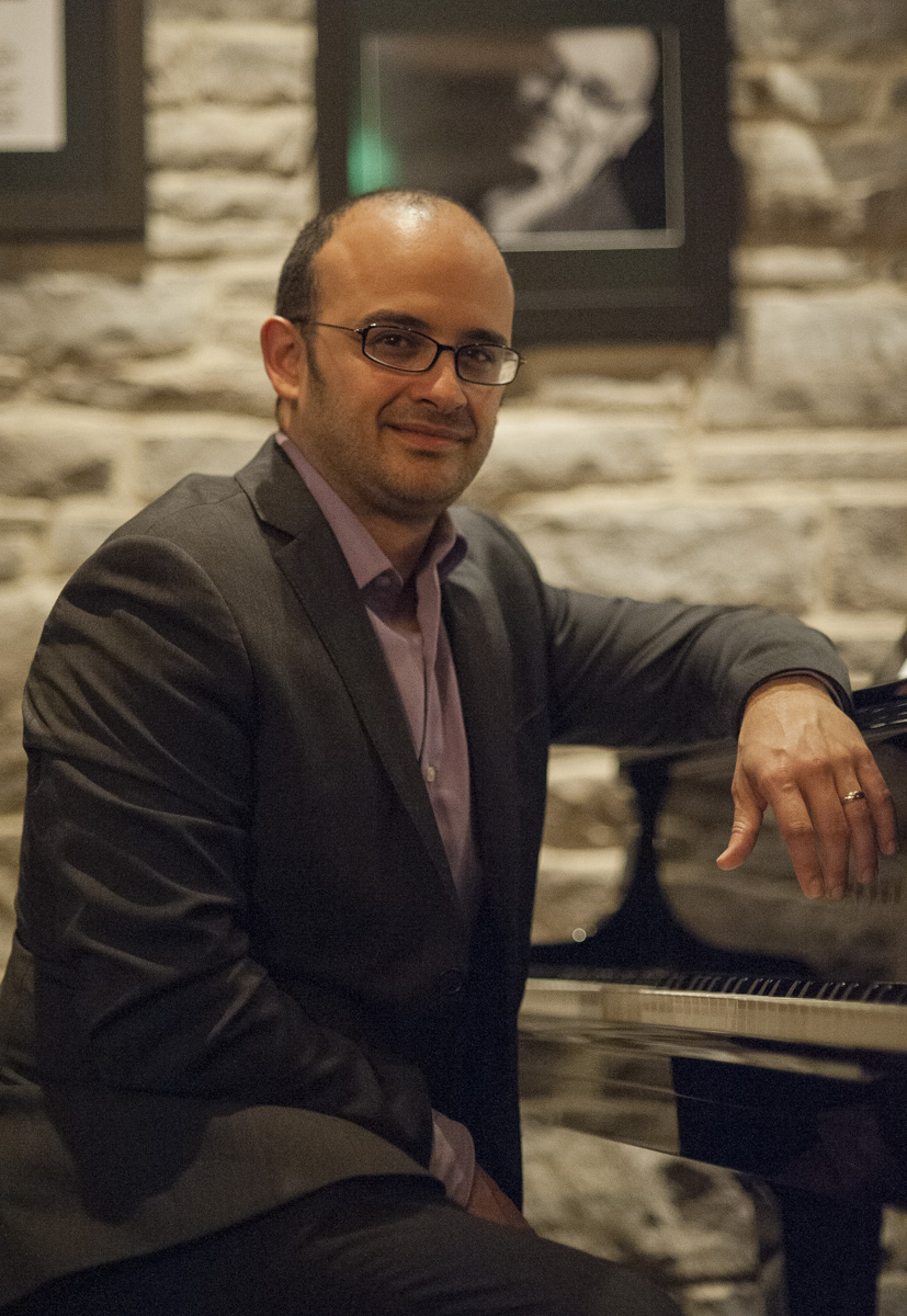 Adrean farrugia @ the home smith bar - the old mill inn - toronto