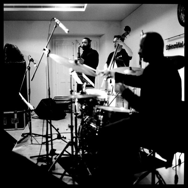 Javier Vercher Trio
