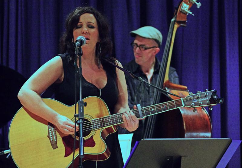 Sarah Gillespie, Ben Bastin, Sarah Gillespie Quintet