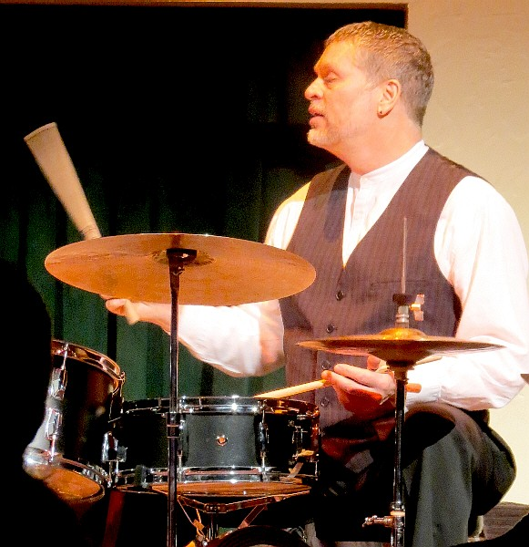 Tim Horner with Ted Rosenthal Trio at Harriet Himmel Theatre, West Palm Beach, 1/24/12