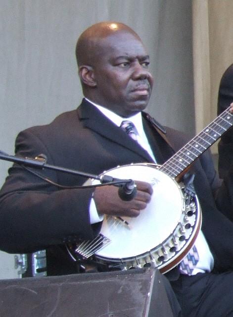 2006 Chicago Jazz Festival, Friday: Detroit Brooks with Dr. Michael White's Original Liberty Jazz Band