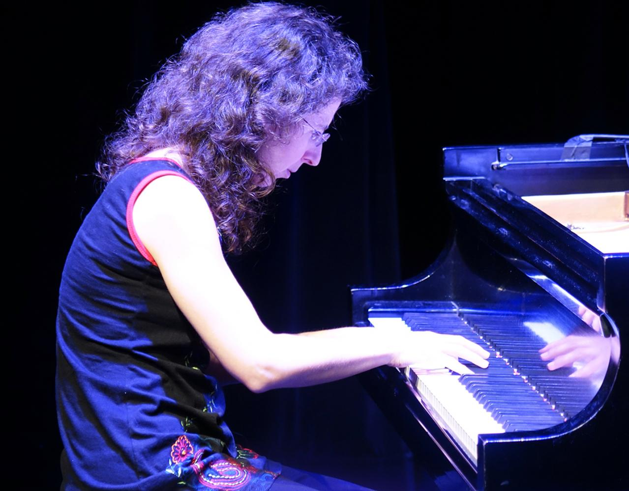 Marianne Trudel At Guelph Jazz Festival 2016