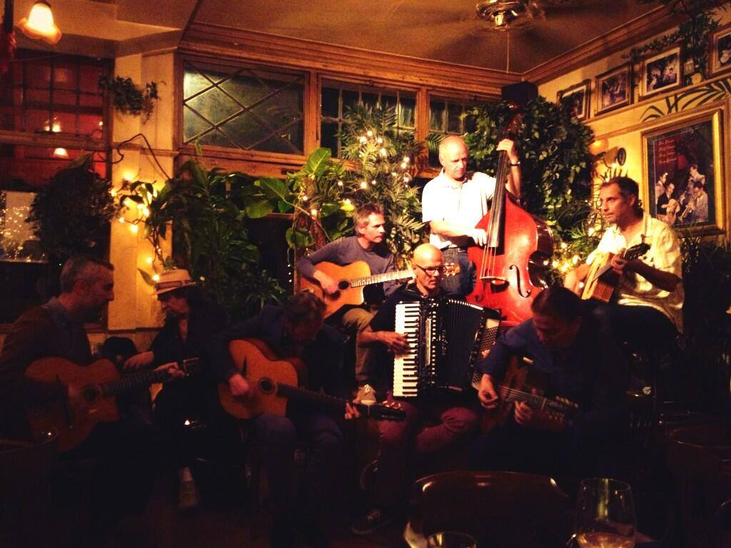 Tuesday Gypsy Swing Jam session