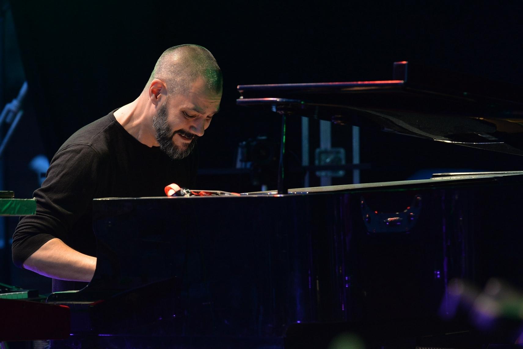 Vasil Hadzimanov  at Garana Jazz Festival 2017