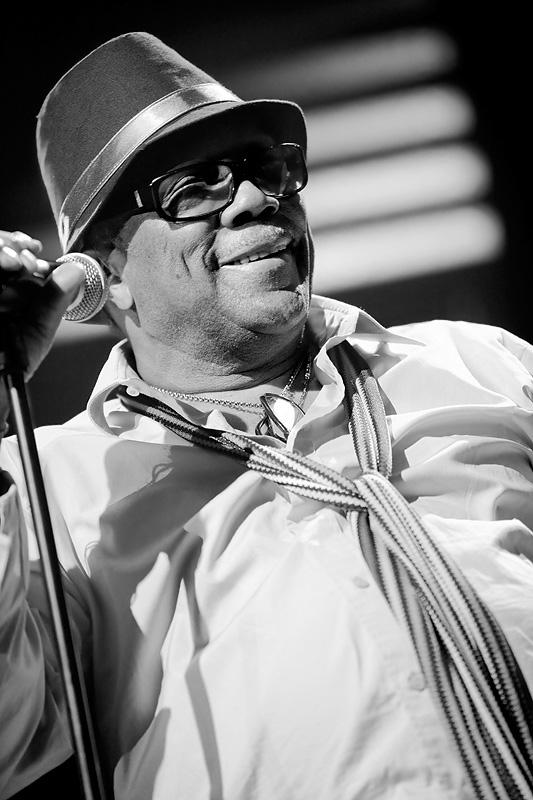 Quincy Jones at Montreux Jazz 2010