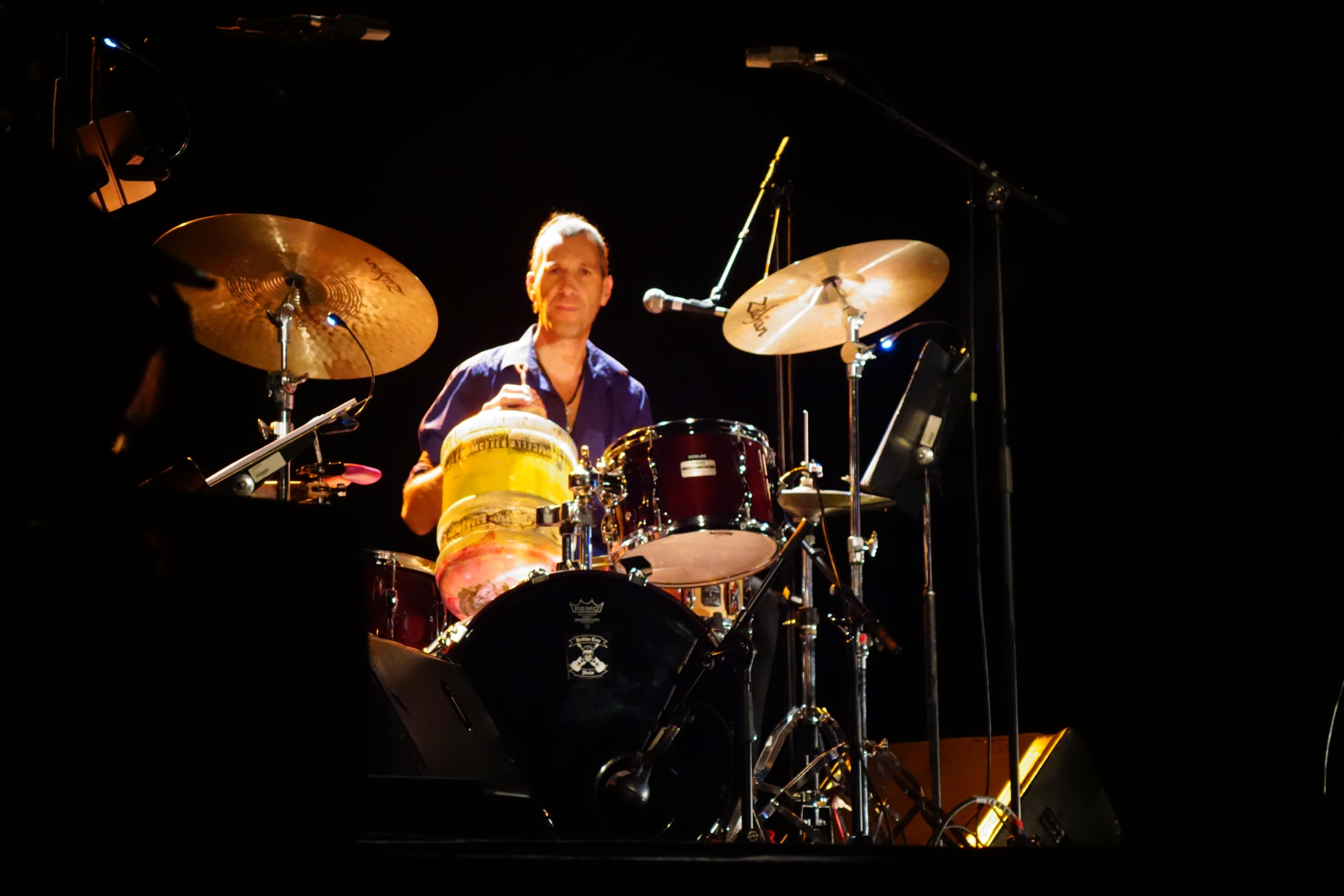 Daniel Erdmann - Jazzdor Strasbourg 2017