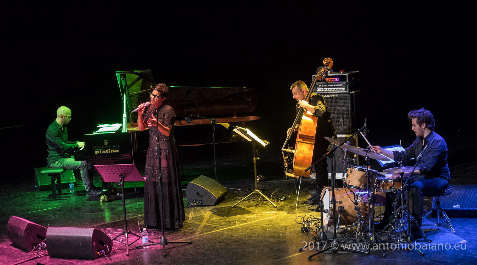 "Karima - ""Voices"" Quartet, Moncalieri Jazz Festival"