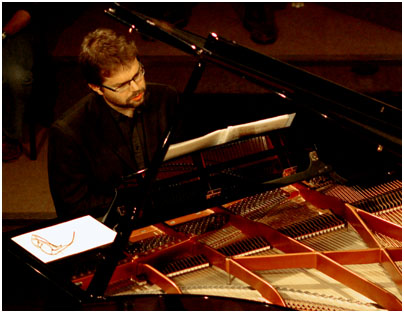 Tom Cawley 32254 Images of Jazz