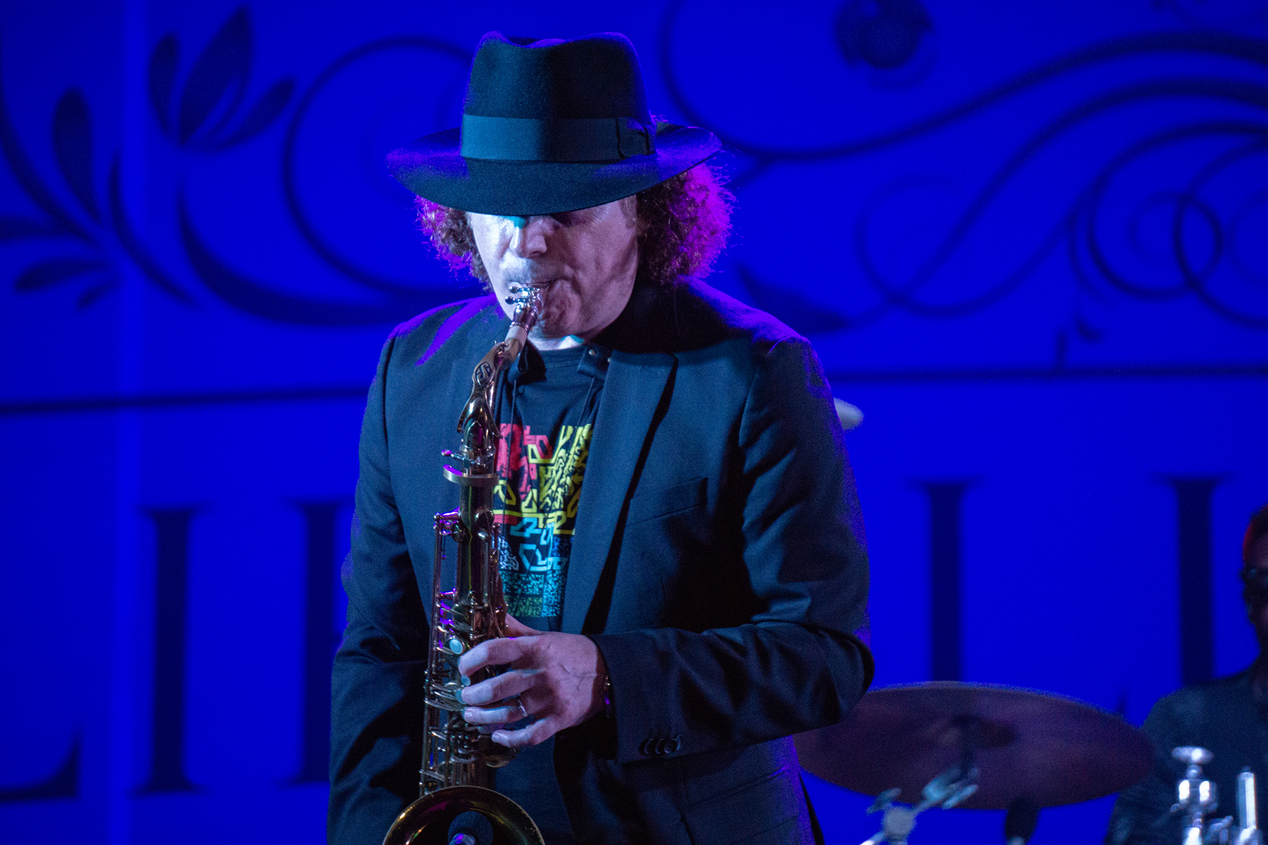 Saxophonist Boney James Closing Performance at Life Luxe Jazz