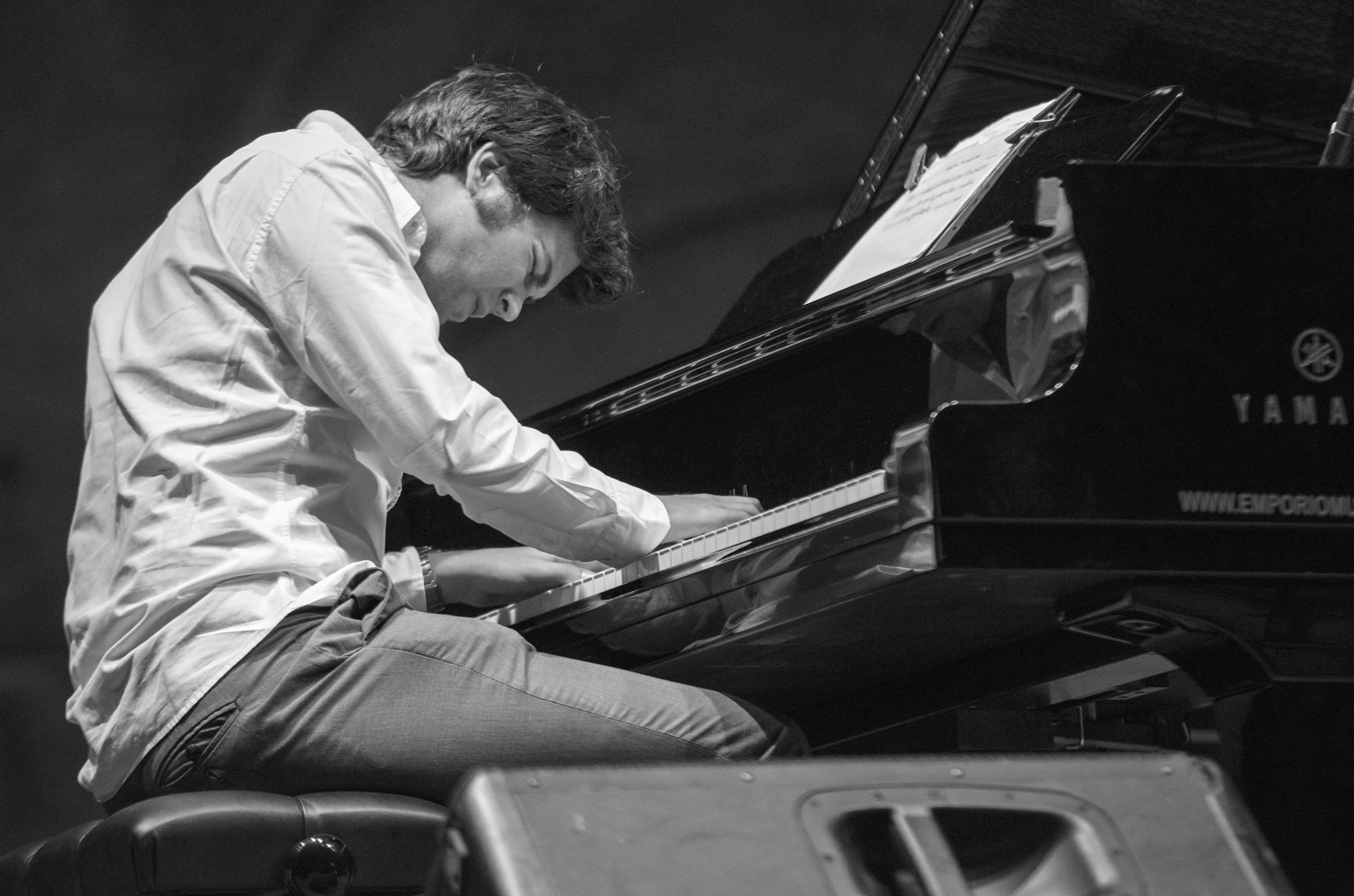 Alessandro lanzoni, 2013 siena jazz academy summer workshop